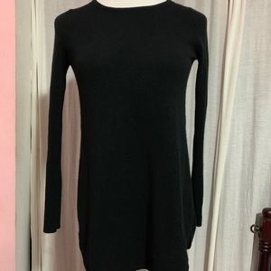 Bloomingdales cashmere tunic